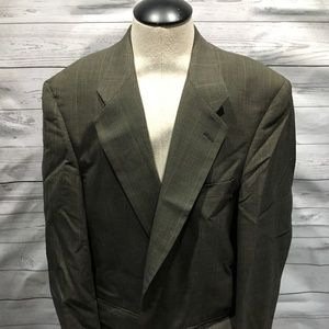 Burberrys Men vintage blazer size 46r Brown Black